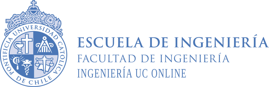 Ingeniería UC Online Home Page
